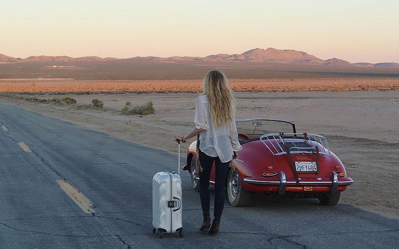 فروش کیف مسافرتی عمده