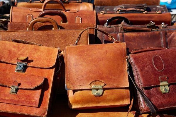 ساخت و تولید کیف چرمی